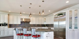 large kitchen island ideas