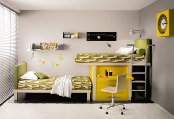 Bunk Bed with Desk leveling bunk bed with desk