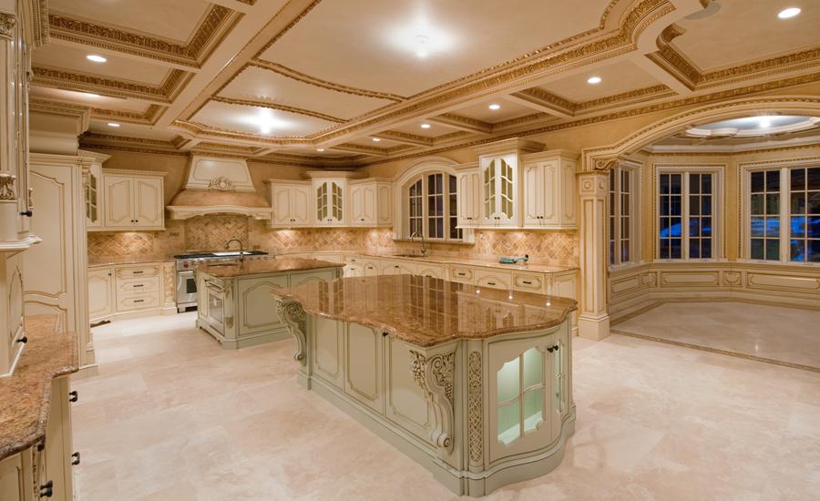 best luxurious kitchens design