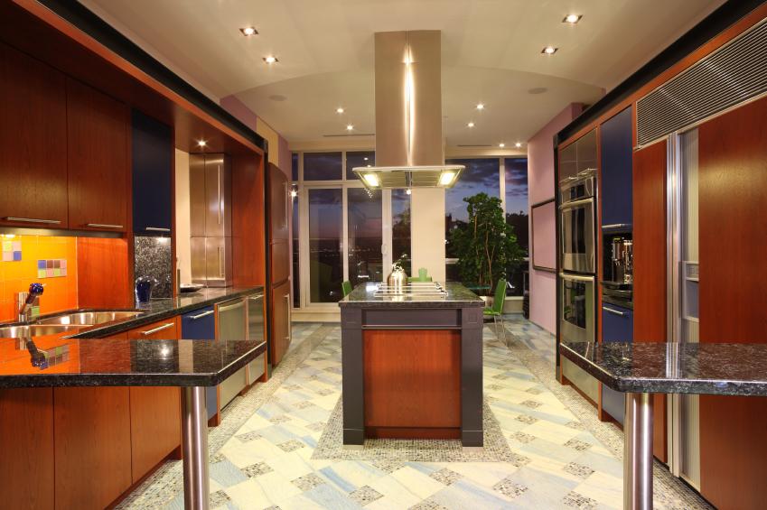 amazing luxurious kitchens design