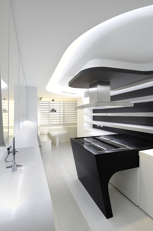 new luxurious kitchens design