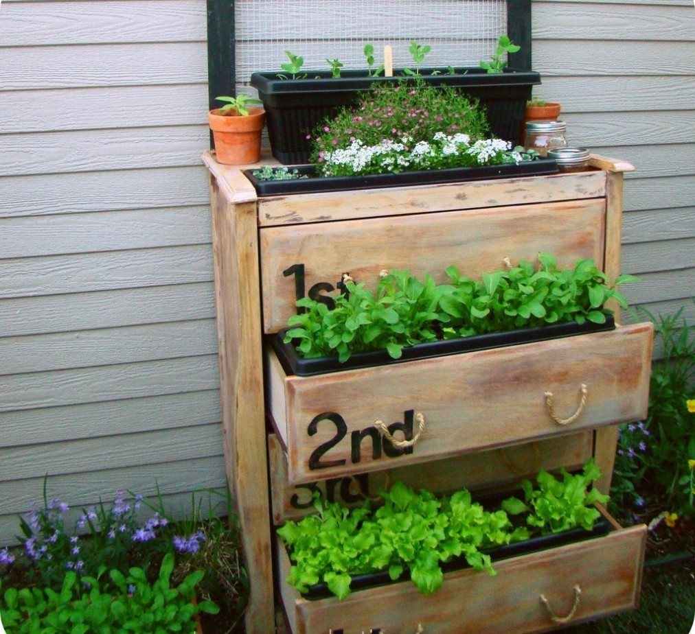 Diy Planter Box Ideas