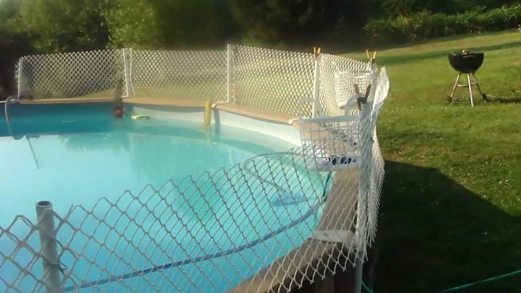 Cheap Pool Fence Ideas
