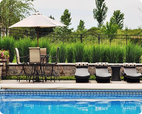 amazing pool fence ideas