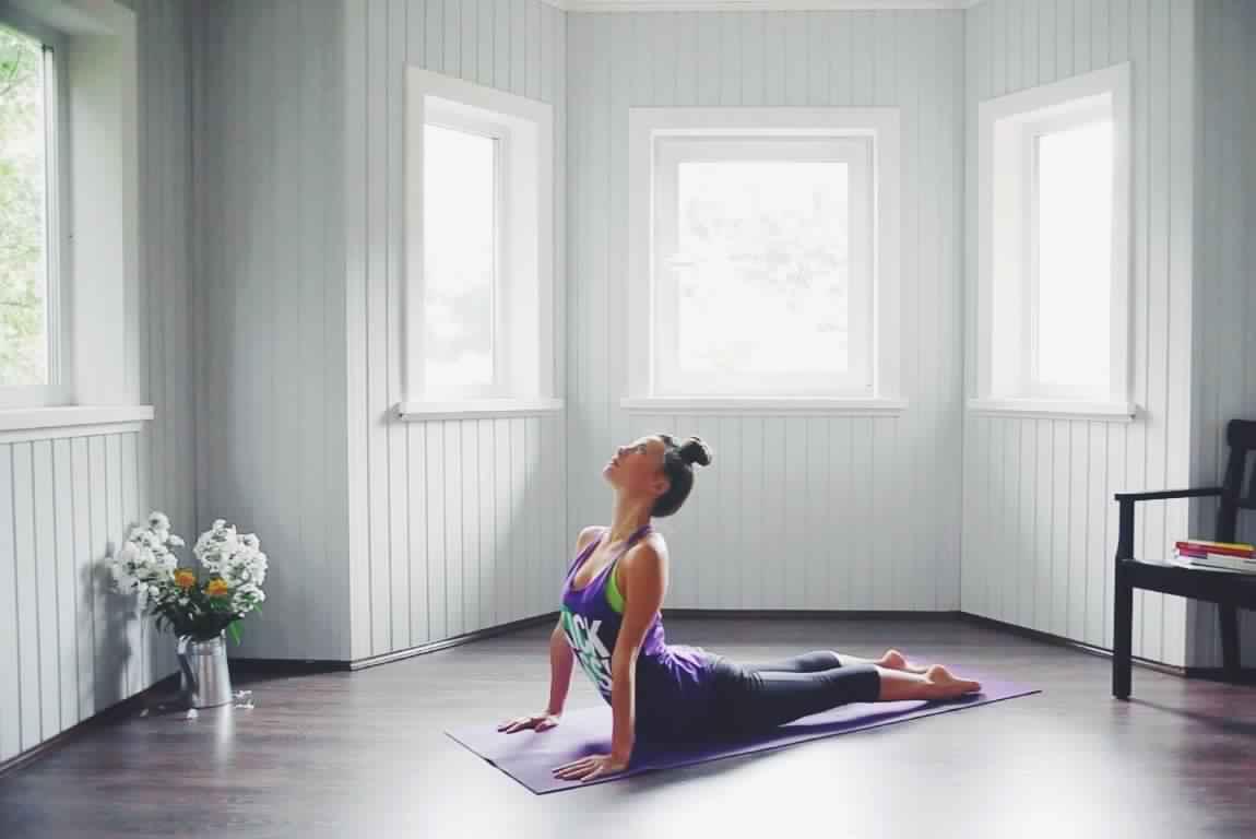 Meditation Room Decorating for yoga