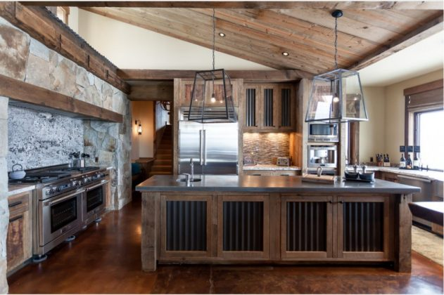 rustic kitchen cabinets styles 2018