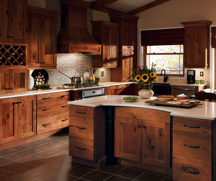 20 Rustic Kitchen Cabinets Styles To