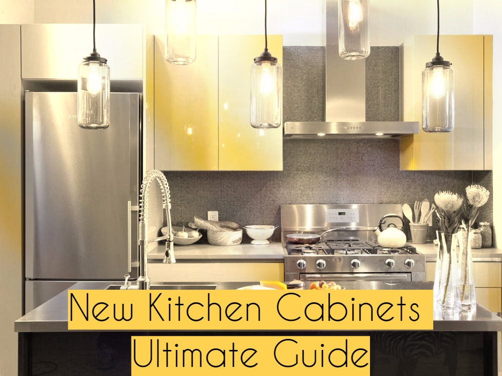 New Kitchen cabinets Tips & Ideas