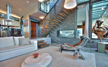 sunken living room luxurious ideas