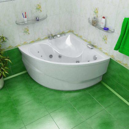 Smallest Bathtub Size-Acrylic Bath Triton