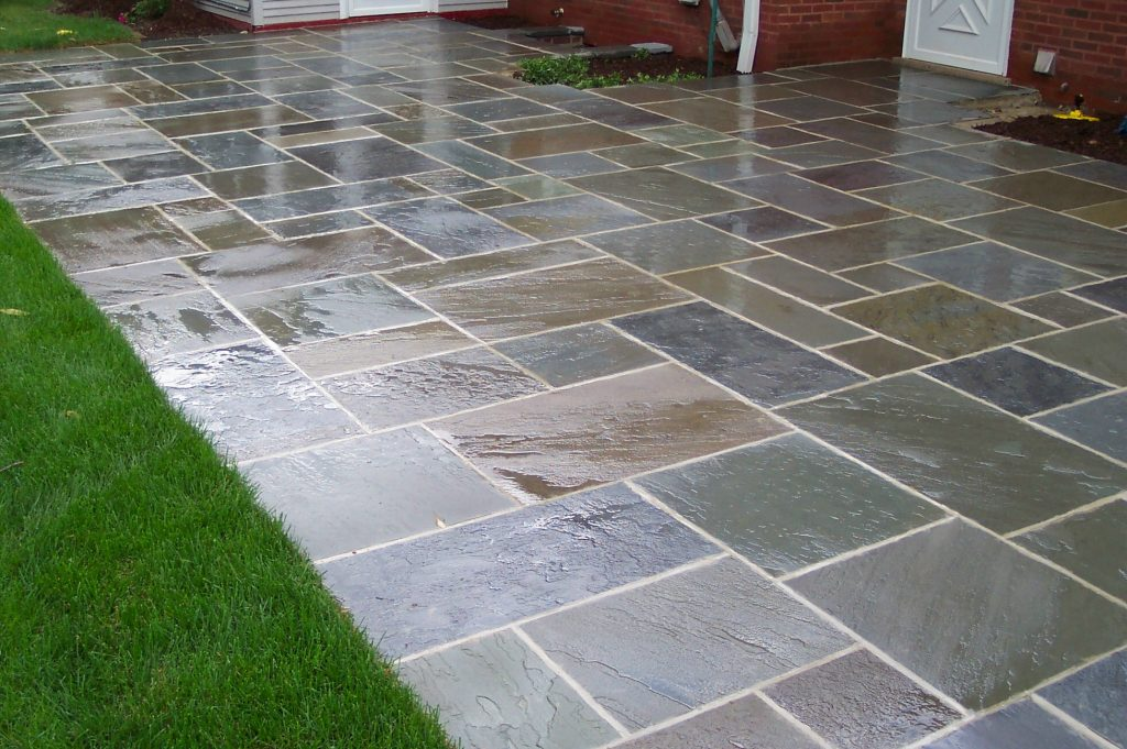 full guide to stone patio patterns