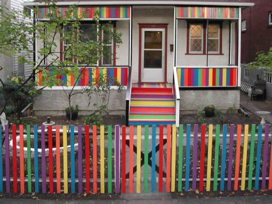 Privacy Fence Ideas-Again holiday ideas