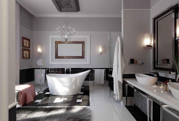 Smallest Bathtub Size-Bathroom accessories