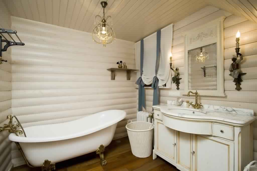 Rustic Bathroom Ideas-Bathroom rustic Design