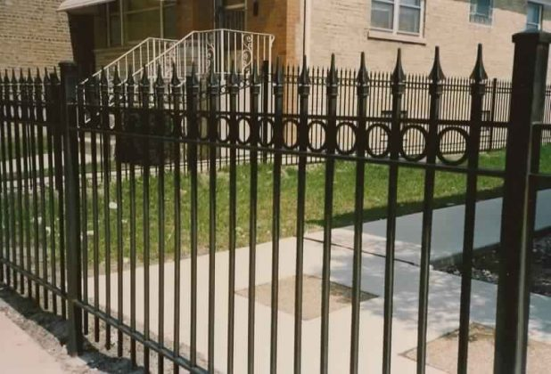 Privacy Fence Ideas-Fences and gates