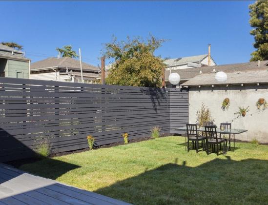 Privacy Fence Ideas-Fences in landscape design