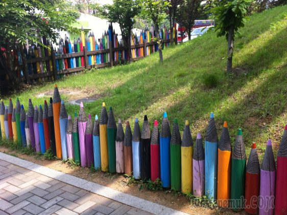 Privacy Fence Ideas-Fences to plot other than corrugated board