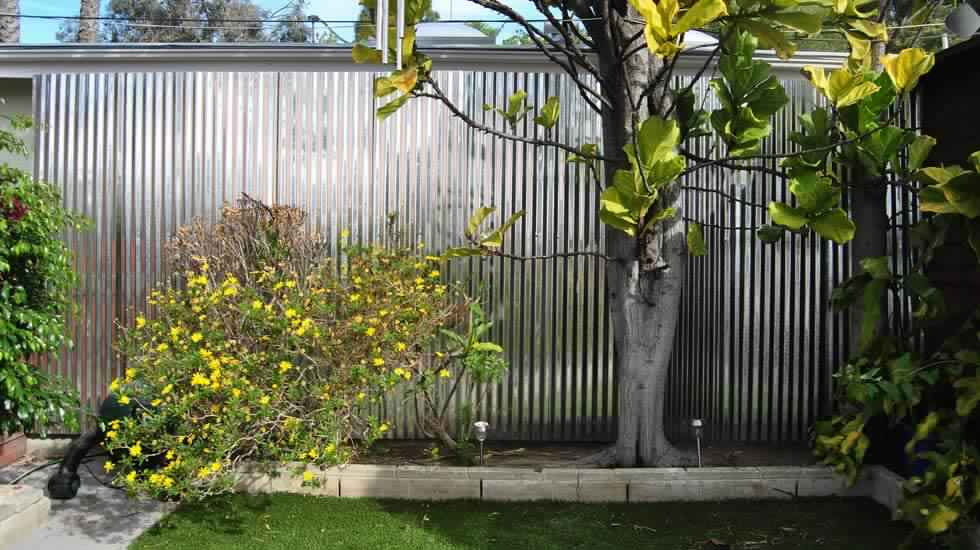 Privacy Fence Ideas-Inexpensive fence