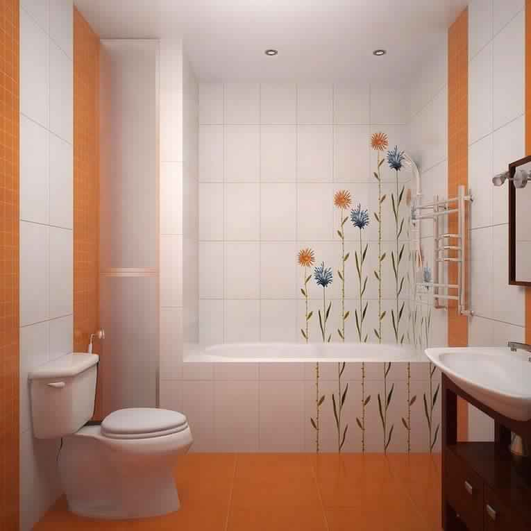 Smallest Bathtub Size-interior color trends