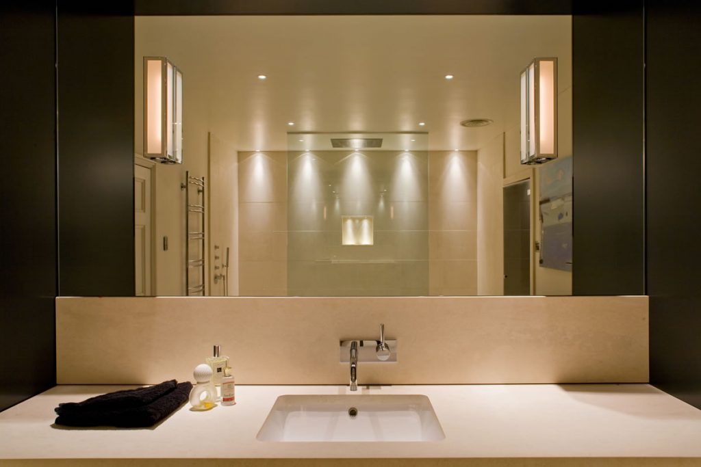 dreamy bathroom lighting ideas