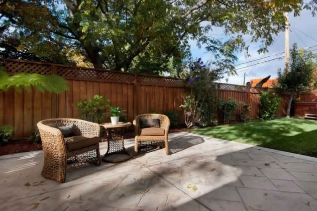 Privacy Fence Ideas-Modern and beautiful fences