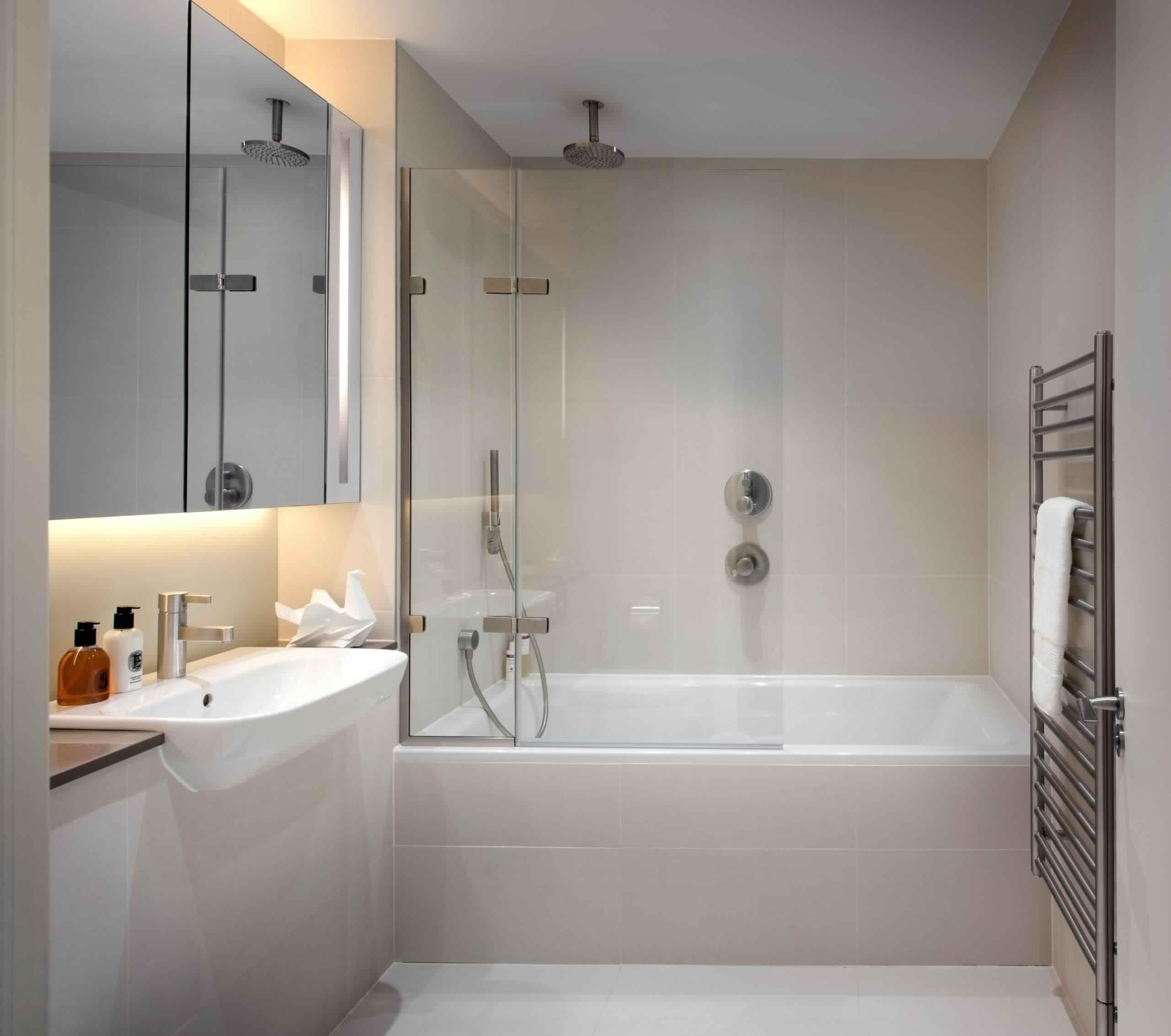 Smallest Bathtub size-Modern design for small bathtub