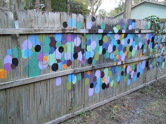 Privacy Fence Ideas-Old fences