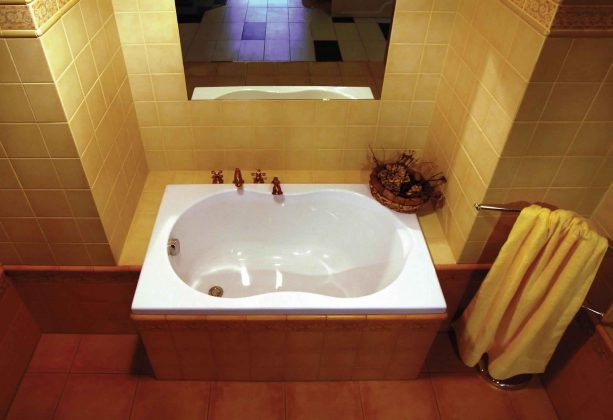 Smallest Bathtub Size-Practical deep bath