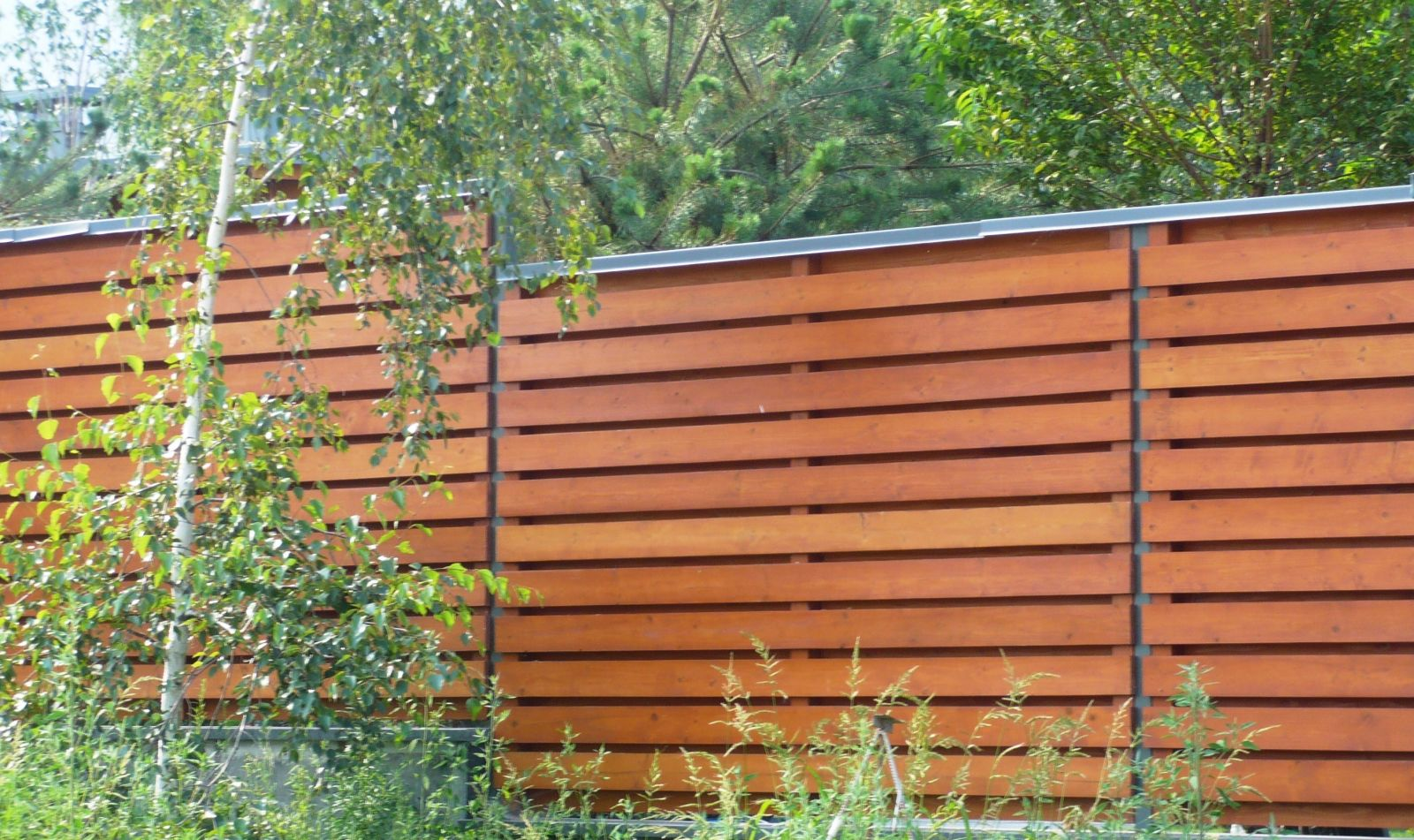 Privacy Fence Ideas-Private wooden fence