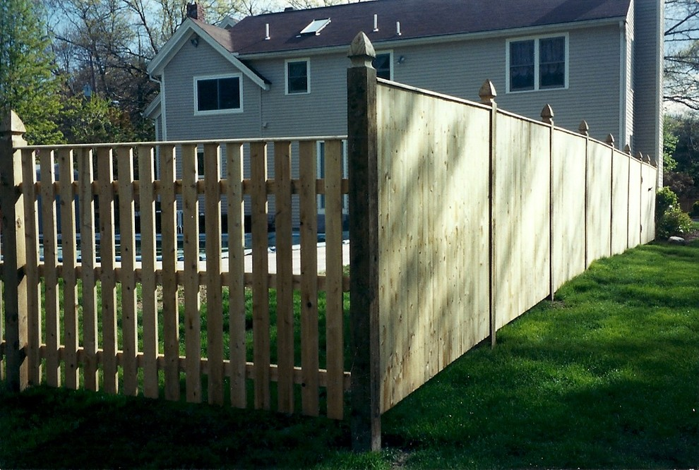 60 Best Privacy Fence Ideas for 2018 | Decor Or Design on Decorations For Privacy Fence id=41359