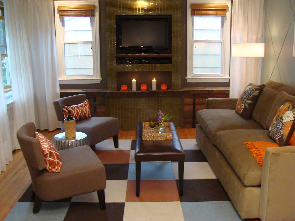 Surefire Ideas To Arrange Living Room With Fireplace