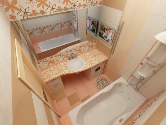 Smallest Bathtub Size-Unique interior small bathrooms