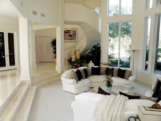 Awesome sunken living room designs