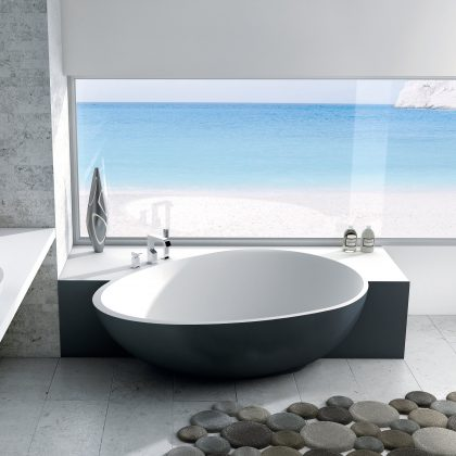 Smallest Bathtub Size-beautiful bathroom design