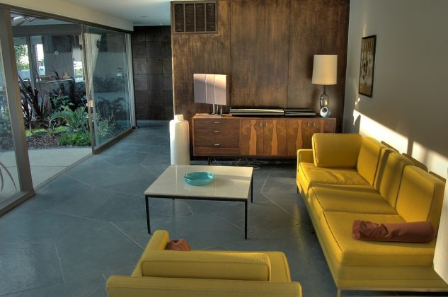 2018 Mid century living room ideas, designs and decor