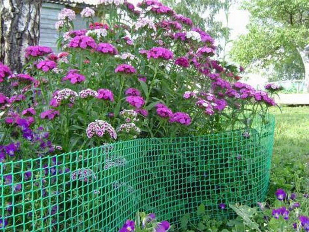Privacy Fence Ideas-floral fence