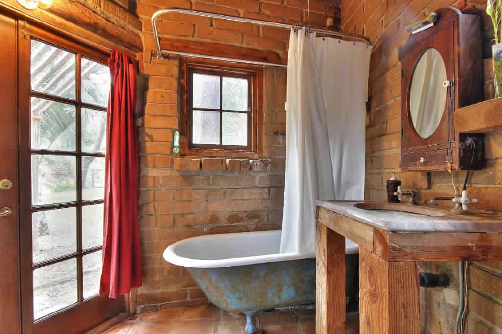 Rustic Bathroom Ideas-harmony Stroy expert