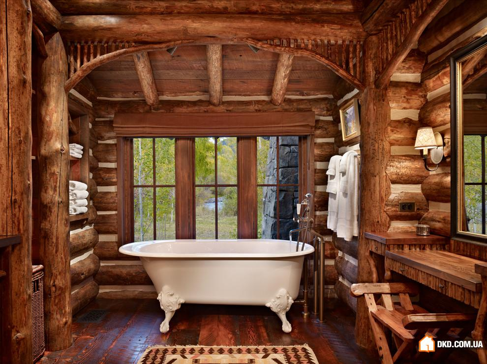 Rustic Bathroom Ideas-interior design Bathroom