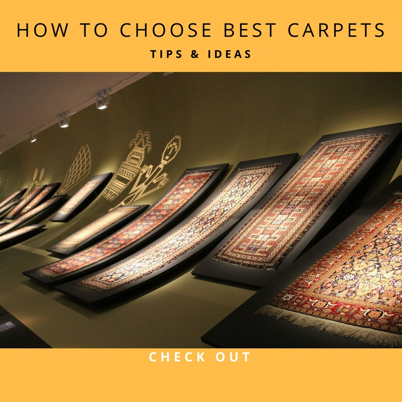 how to choose best carpets