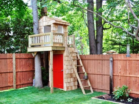 best kids tree houses