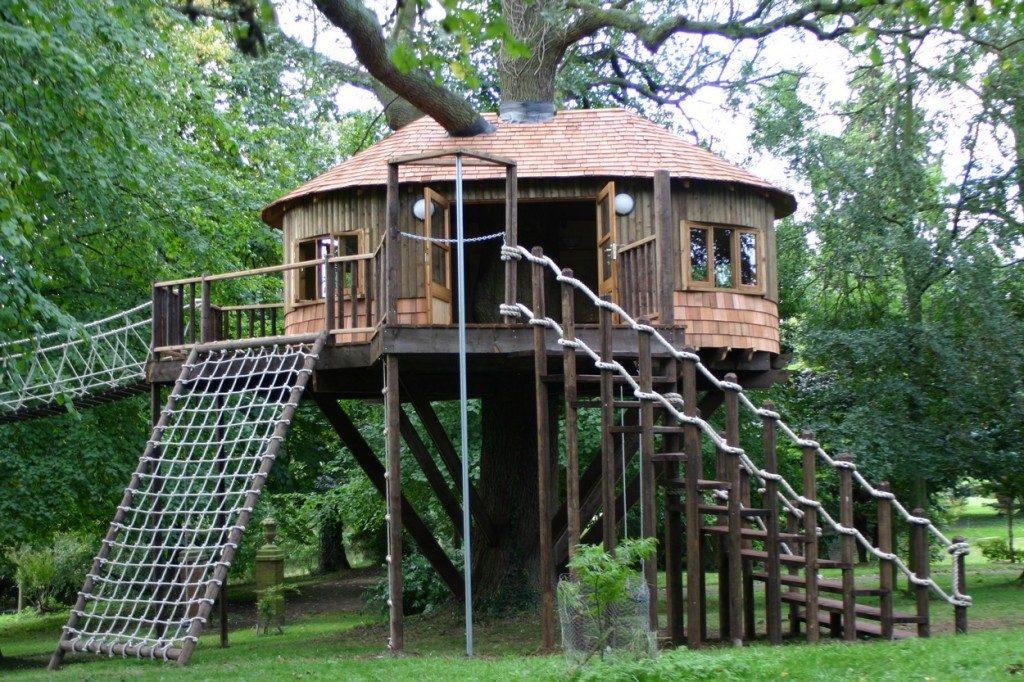 kids tree houses ideas