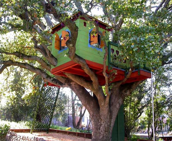 kids tree houses designs