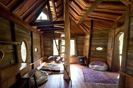 Kids tree houses furniture