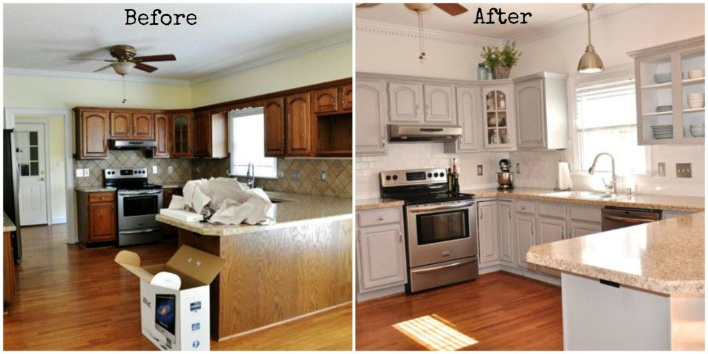 kitchen before and after ideas