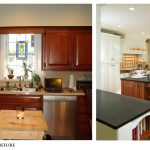 kitchen before and after gallery