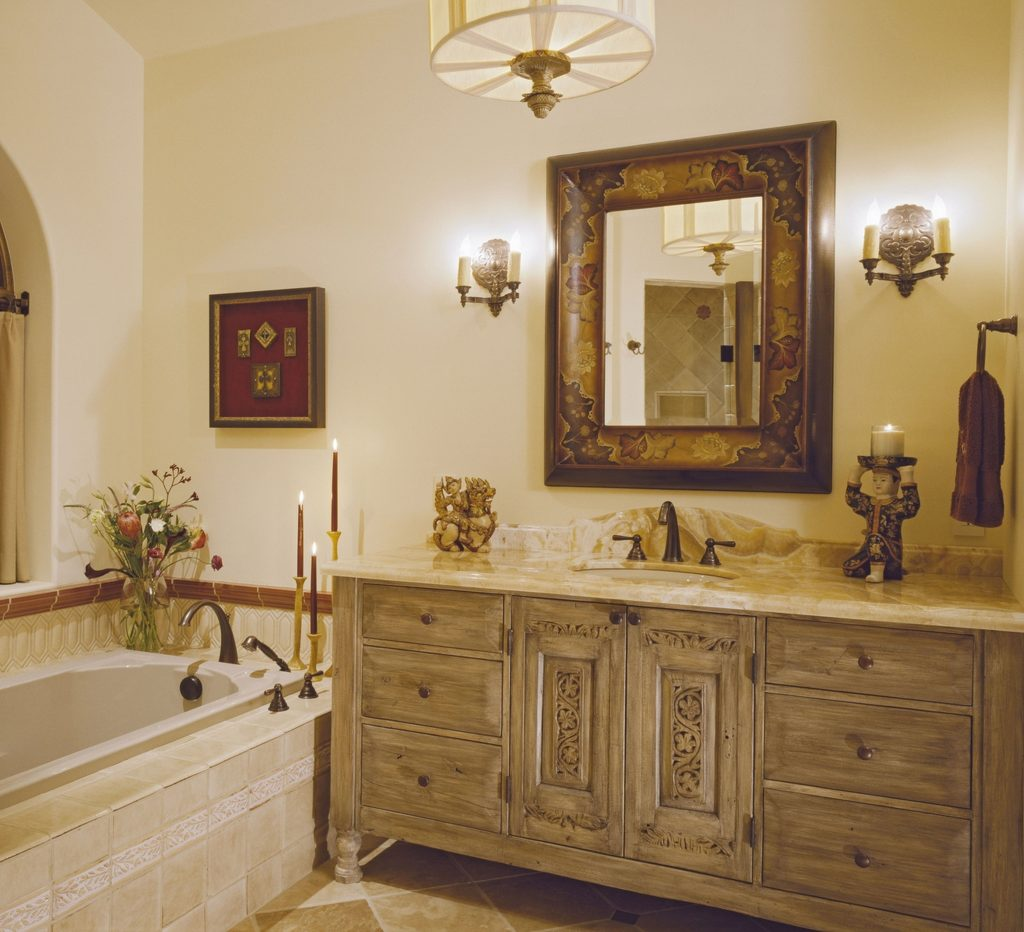 20+ Best Bathroom Lighting Ideas | Luxury Light Fixtures ...