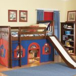 best loft bed with slide