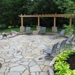 Flagstone patio full guide benefits and prices