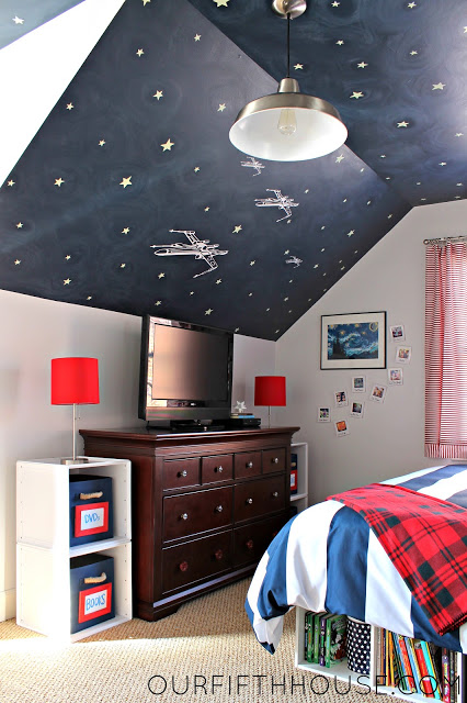 kids room ceiling decorations