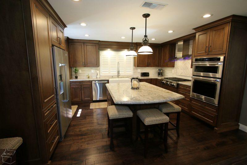 amazing u shaped kitchen designs